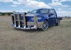 Ford FG XR Falcon Ute