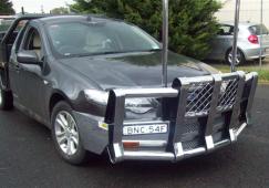 2010 XR6 Ford