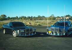 Holden and Ford 3 and 4 inch McCann