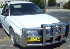 Holden VZ 80mm MKII