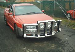 Holden VZ McCann