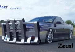 OMG! ..... It's Zeus!